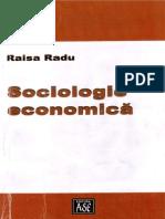 Radu Sociologie Economica