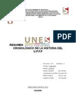 UNES UPDF RESUMEN CRONOLOGICO.docx