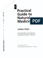 Practical Guide to Natural Medicines Andrea Peirce