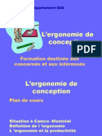 Ergo de Conception