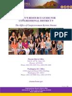 Women's Resource Guide