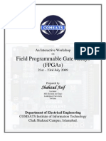 FPGA Workshop User Manual Ver2