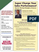 REIC Palm Beach Gardens Seminar Flyer