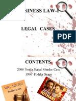 2006 Noida murder case and fodder scam