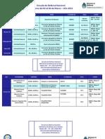 Programa EDENA Del 02 a 06 de Marzo