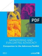 Advocacy Toolkit Companion