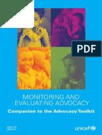 Advocacy Toolkit Companion