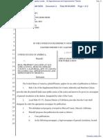 (WMW) United States of America v. Real Property Located at 2232 Lobo Avenue, Merced, Merced County, California, APN
