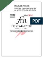 Manual de Usuario Hmi La Encantada