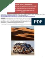 Le Sahara Ressources Et Conflits