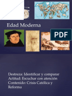 tarea reformas protestante y catolica