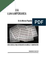 Armonía Contemporánea en La Música Popular y El Jazz (Cap. 1)