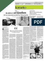ENCRUCIJADAS DE LA COMUNICACIÓN EN VENEZUELA