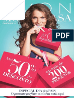 Folheto Avon Moda&Casa - 13/2015