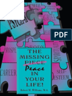 Psych k the Missing Piece Peace in Your Life