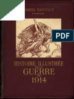 Hanotaux - Histoire Illustree de La Guerre de 1914 Тome 6