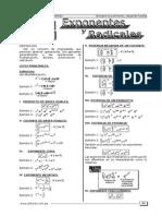 Capitulo 1-2-3-4_Exponentes y Radicales_Ecuaciones Exponenciales_Expresiones Algebraicas_Polinomi