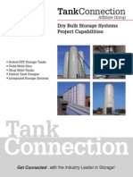 Tank Connection Dry Bulk Capabilities