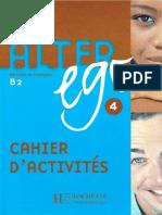 Alter Ego 4 Cuaderno de actividades