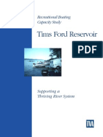 Tims Ford-TVA-Rec Boating Capacity Study