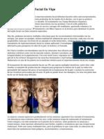 Rejuvenecimiento Facial En Vigo