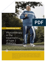 Physiotherapy Diabetes