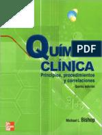 Quimica Clinica, Bishop, 5ed