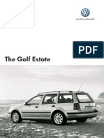 Golf Estate p11d