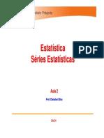 Estatística - Séries e Ditribuição de Frequência.pdf
