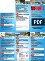 Leaflet Seminar Nasional Perteta