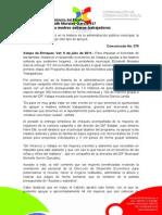 06-07-2011 Entrega Elízabeth Morales García 157 microcréditos a madres solteras trabajadoras. C376