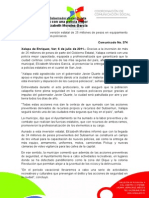 06-07-2011 Elízabeth Morales aseguró que Xalapa contará con una policía mejor capacitada. C374