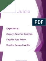 Diapositivas Del Juicio Modificadas