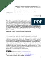 Acesso Livre via Repositórios - Políticas de Instituições Brasileiras