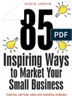 85 Inspiring Ways to Market Your Small Business