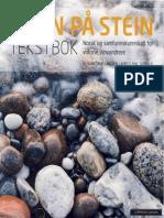 Stein på Stein Tekstboka 2014