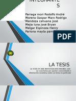 LA-TESIS