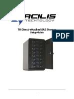 Facilis T8 Setup Guide