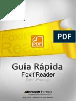 FoxitReader60 Manual