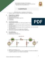 Guía de Cuadripolos