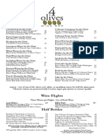 4 olives wines by the glass 6-29-15