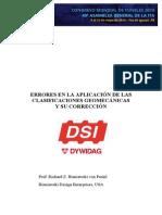 Bieniawski errores en la aplicacion de las clasificaciones geomecanicas.pdf