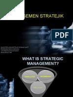 Bab 3 Manajemen Strategi
