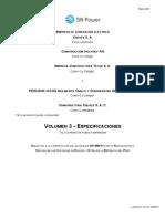 Vol 3A CW General Specification Execution - Traducción