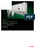 ACS800MultidrivescatalogREVG En