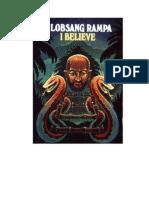 Lobsang Rampa - I-Believe