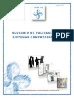 Glosario de Validacion de Sistemas de Computo