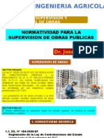 1. Normatividad Para La Supervision de Obras Publicas