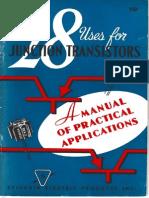 28 Uses for Junction Transistors