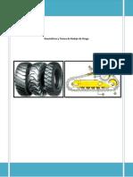 Neumáticos y Trenes de Rodaje